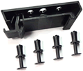 DIN Rail Clip with Fasteners