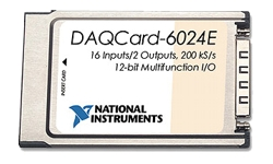 daq-16122-pcmcia data aquisition board