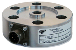 LPU Series low profile pancake Load Cell