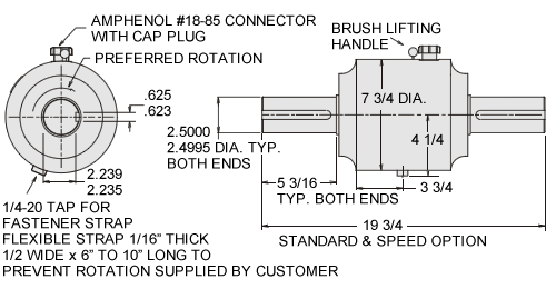 rst-d torque sensor specifications