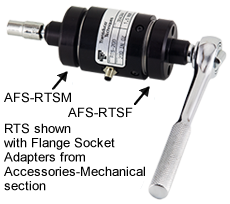 rts series torque sensor specifications