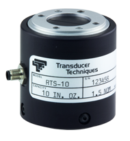 RTS Series low capacity (In-oz) reaction Torque Sensor