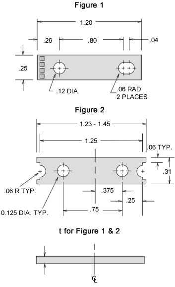 tbs series beam load cell specifications